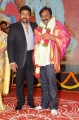 Chiranjeevi, VV Vinayak .@ Sathamanam Bhavati Success Meet Stills