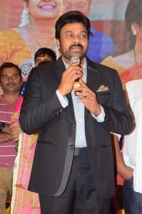 Chiranjeevi @ Sathamanam Bhavati Success Meet Stills