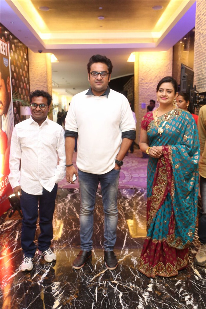 Sathamanam Bhavati Success Meet Stills