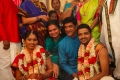 Actor Chaams @ Sathish - Sindhu Marriage Photos