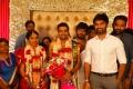 Actor Atharva @ Sathish - Sindhu Marriage Photos