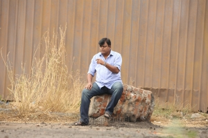 Actor Sharath Lohitashwa in Sathriyan Movie Stills