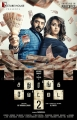 Arvind Swamy, Trisha in Sathuranga Vettai 2 Movie First Look Posters