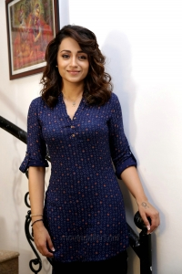 Actress Trisha Krishnan in Sathuranga Vettai 2 Movie Images