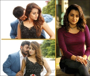 Aravind Swamy, Trisha in Sathuranga Vettai 2 Movie Images