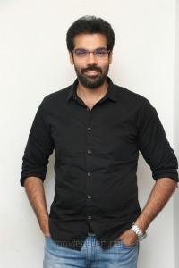 Actor Sibiraj @ Sathya Movie Press Meet Stills