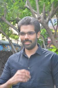 Actor Sibi Sathyaraj @ Sathya Movie Press Meet Stills