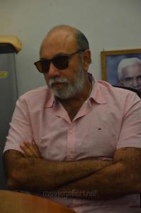 Actor Sathyaraj @ Sathya Movie Press Meet Stills