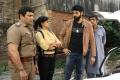 Anandaraj, Varalaxmi, Sibiraj, Sathish in Sathya Movie Stills HD