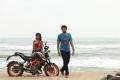 Remya Nambeesan, Sibiraj in Sathya Movie Stills HD