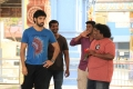 Sibiraj, Yogi Babu in Sathya Movie Stills HD