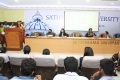 Sathyabama University Student Interactive Session With Irudhi Suttru Crew Photos