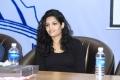 Actress Ritika Singh @ Sathyabama University Student Interactive Session With Irudhi Suttru Crew Photos