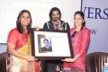 Mariazeena Johnson, Madhavan, Sudha Kongara @ Sathyabama University Student Interactive Session With Irudhi Suttru Crew Photos