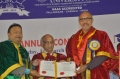 Ishari K Ganesh, Sathyaraj Receives Doctorate From Vels University Photos