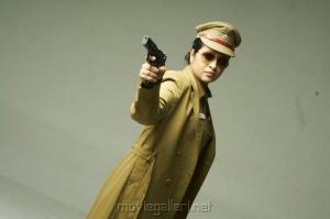 Actress Reema Sen in Sattam Oru Iruttarai Movie Photo Shoot Stills