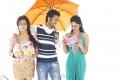 Piaa Bajpai, Thaman Kumar, Bindu Madhavi in Sattam Oru Iruttarai Movie Photos