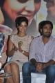 Bindu Madhavi, Thaman Kumar at Sattam Oru Iruttarai Teaser Launch Stills