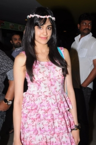 Adah Sharma @ Satya 2 Premiere Show at Prasads IMAX, Hyderabad