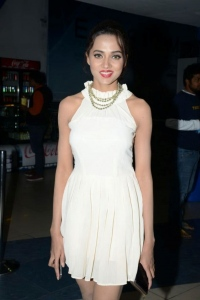 Anaika Soti @ Satya 2 Premiere Show at Prasads IMAX, Hyderabad