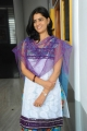 Satya Krishnan Cute Photos in White Churidar