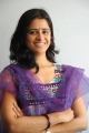 Telugu Actress Satya Krishnan Photos in White Churidar