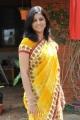 Telugu Actress Satya Krishna Saree Pics at Okkadine Shooting Spot