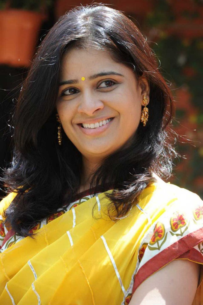 Best actress Satya Krishnan