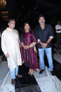 Nassar, Nirosha, Ramki @ Savaale Samaali Movie Trailer Launch Stills