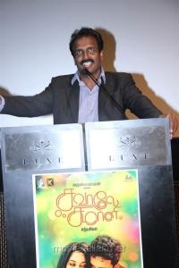 Arun Pandian @ Savaale Samaali Movie Trailer Launch Stills