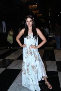 Actress Bindu Madhavi @ Savale Samali  Trailer Launch Stills