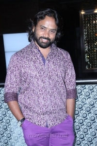 Lyricist Snehan @ Savaale Samaali Movie Trailer Launch Stills