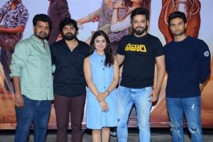 Savaari Movie Trailer Release Photos