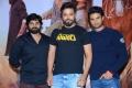 Sree Vishnu, Nandu, Sudheer Babu @ Savaari Movie Trailer Release Photos