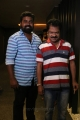 GR Adithya, Pandiarajan @ Savarakathi Movie Premier Show Photos