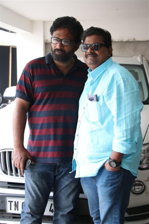 Ram, Mysskin @ Savarakathi Movie Thanks Giving Meet Photos