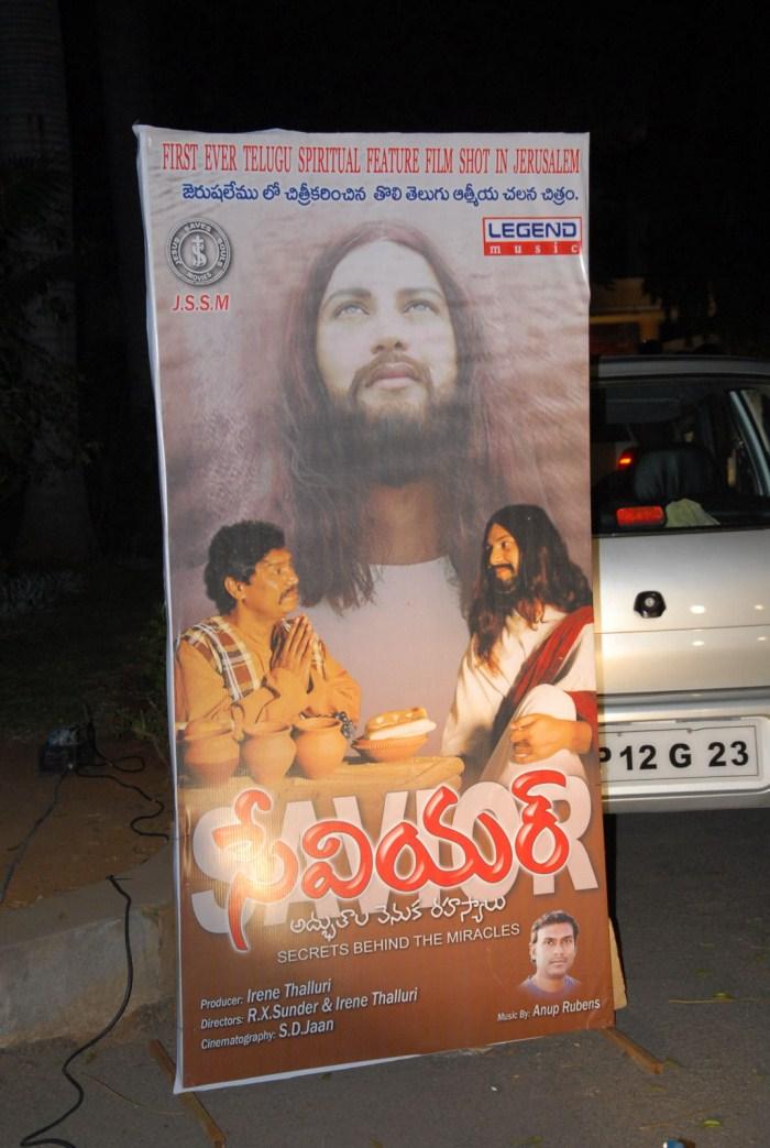 Saviour Telugu Movie Audio Release Photos