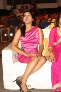 Rashmi Gautam @ Savithri Movie Audio Launch Stills