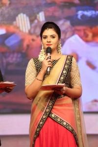 Sri Mukhi @ Savithri Movie Audio Launch Stills