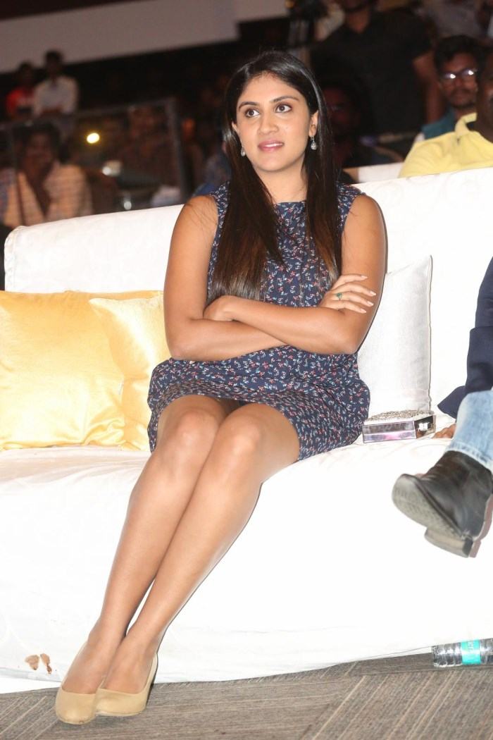 Dhanya Balakrishna @ Savithri Movie Audio Launch Stills