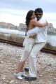 Archana, Naveen in Scam Movie Hot Spicy Stills