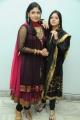 Actress Monica & Keerthi Chawla at Scam Telugu Movie Audio Launch Stills