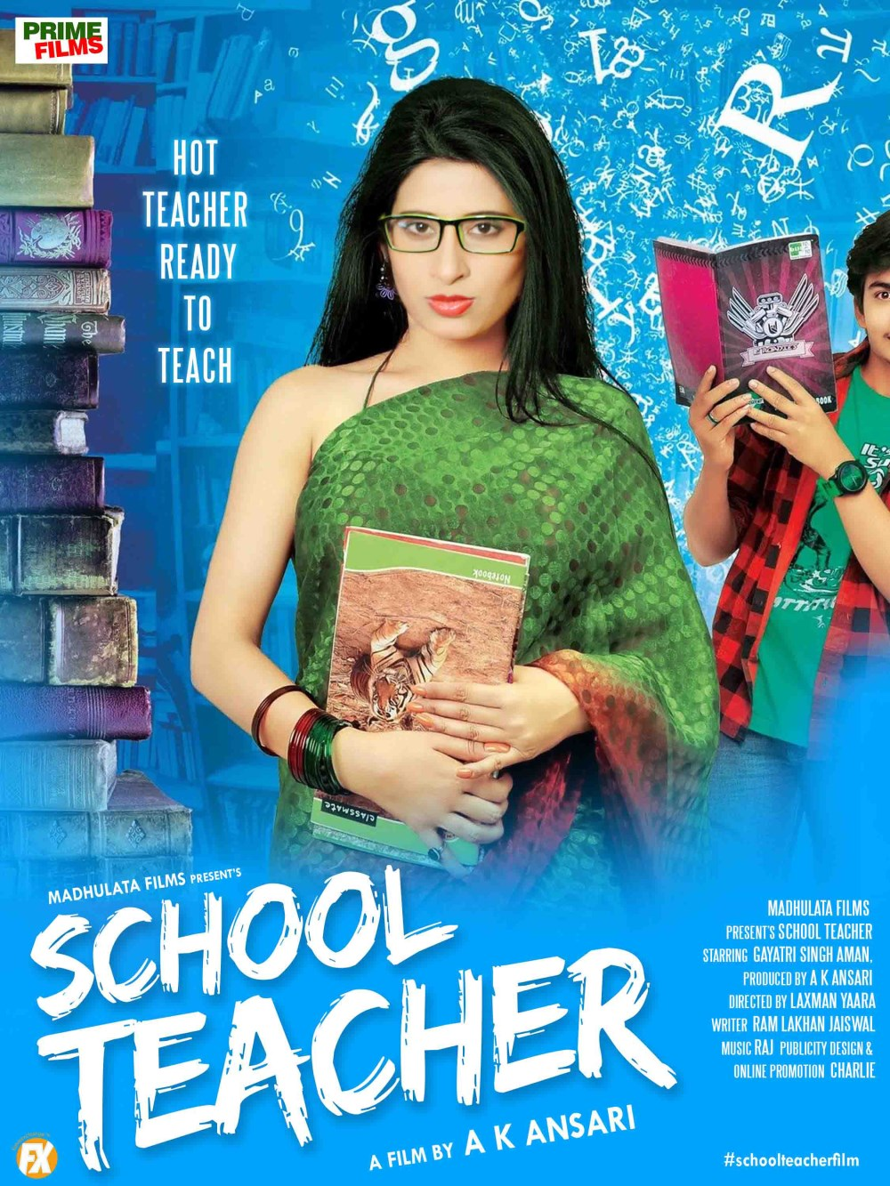 Picture 980133  School Teacher Hindi Movie Hot Posters  New Movie Posters-3384