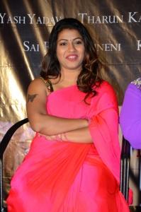 Actress Geethanjali Thasya @ Seelavathi Movie Teaser Launch Stills