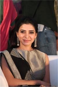Actress Samantha @ Seema Raja Trailer Launch Photos
