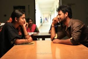 Varsha, Geethan in Seemathurai Movie Stills HD