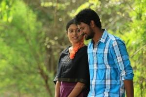 Varsha Bollama, Geethan in Seemathurai Movie Stills HD