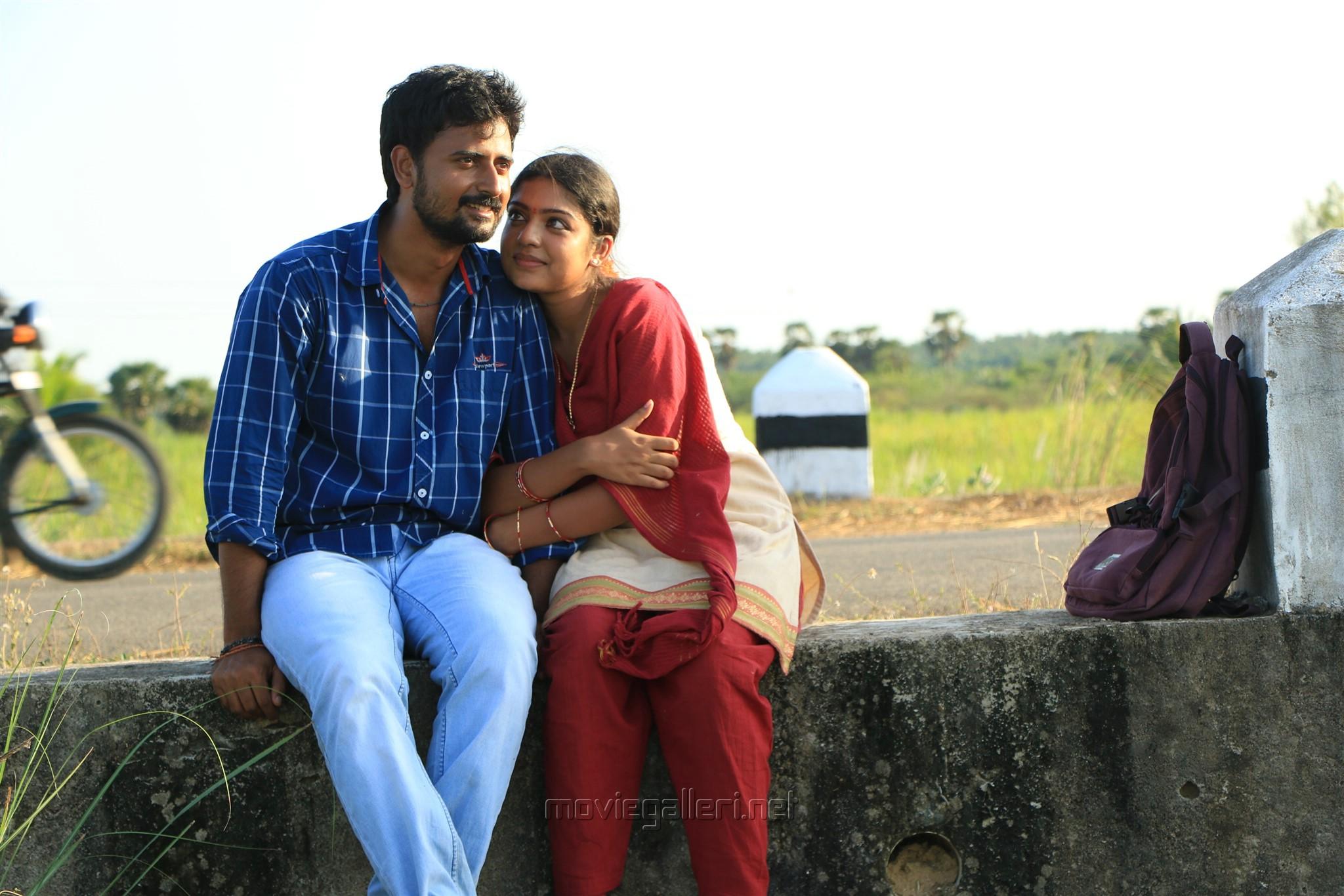 Geethan, Varsha Bollama in Seemathurai Movie Stills HD