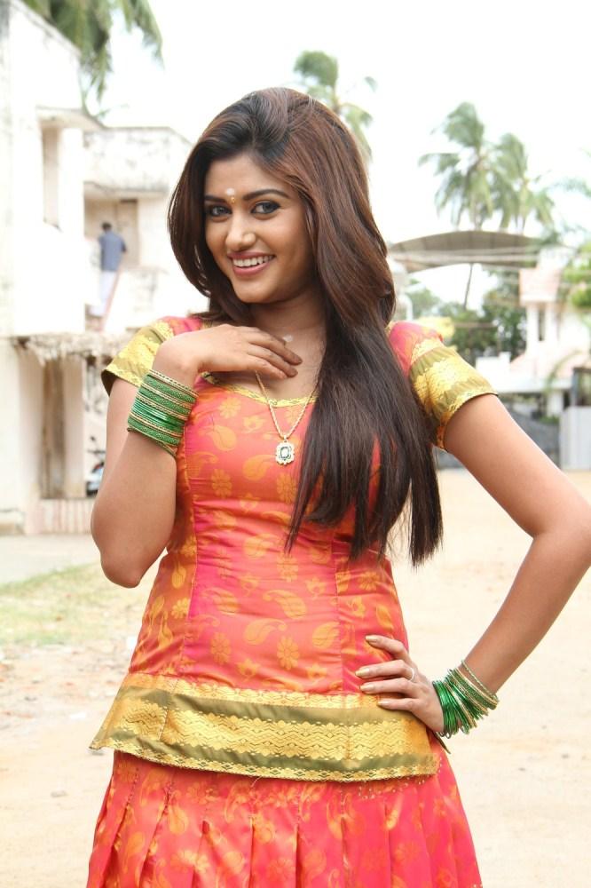 Actress Oviya At Seeni Movie Stills