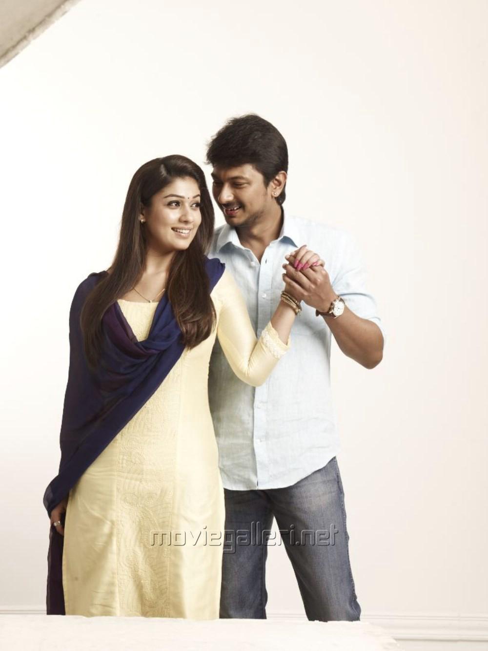 Udhayanidhi Stalin, Nayanthara in Seenugadi Love Story Movie Stills